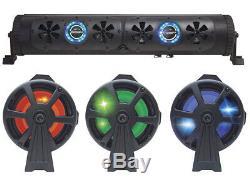 24 Bluetooth Party Bar Off Road Sound Bar LED Single Sided Bazooka BPB24-G2