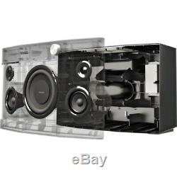 Aiwa Exos-9 Bluetooth Lautsprecher, 200 Watt tragbarer Party speaker, Kabellose