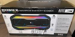 Altec Lansing RockBox XL Bluetooth Party Speaker IMW999-STL