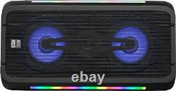 Altec Lansing Shockwave 100 Wireless Party Speaker Black
