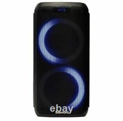 BILLBOARD 2 x 8 Rechargeable, Portable Party Speaker SHIPS FREE
