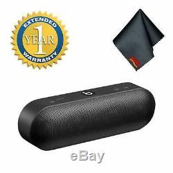 Beats Pill+ Plus Outdoor Party Portable Bluetooth Speaker Bundle (Black)