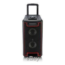 Blackweb 160Watt Wireless Bluetooth Portable Audio Party Speaker BWD19AAS11
