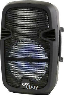 Bluetooth Loudspeaker 8 Portable Outdoor FM Speaker Sound System Party 4400 W