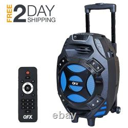Bluetooth Speaker For Party Outdoor Indoor Large Portable Rechargeable Audio USB