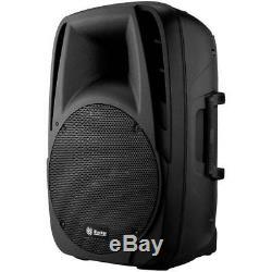 Bluetooth Speaker System 1500W Party Portable Floor DJ Equipment Sound Karaoke