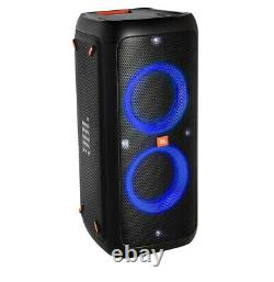 Brand New JBL PartyBox 200 Portable Bluetooth Party Speaker -Amazing Sound- NWOB