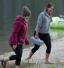 Braven BRV-XL Waterproof Speaker Rugged Gray Portable, Anywhere Party Boombox