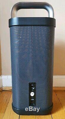 Brookstone Big Blue Party Bluetooth Speaker