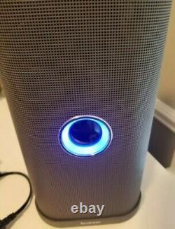 Brookstone Big Blue Party Indoor-Outdoor Bluetooth Speaker -RARE MINT Condition