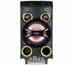Bush 200W Bluetooth High Power Party Speaker Free 90 Day Guarantee