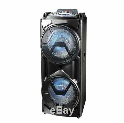 EDISON Professional Party System 1212 Bluetooth Speaker System SHIPS FREE