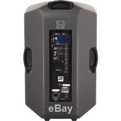 Edison M2000TWS 15 2,000 Watts PMPO Bluetooth Party Speaker
