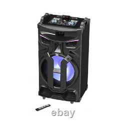 Edison Professional PS850 Party System with 18 Woofer and LED Display