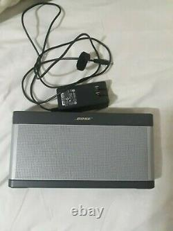 Excelent Sound for your parties and room with Bose Soundlink III 14 hrs duration