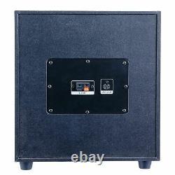 Gemini Audio 2000 Watt LED Bluetooth Party Home Stereo System Speaker Refurbish