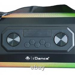 IDance Cyclone 10000 Portable Bluetooth Outdoor Party Speaker Waterproof