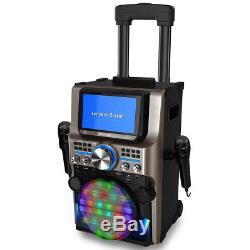 IKaraoke Ultimate Bluetooth Karaoke Party Machine with 7 Display & USB Port