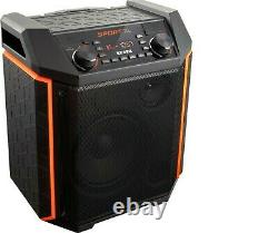 ION Audio Sport XL Portable Tailgate Party PA Speaker (No Mic Included)