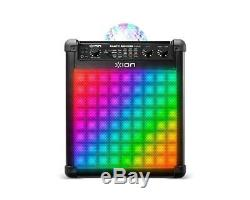 Ion Audio Party Rocker Max Wireless Rechargeable Speaker with