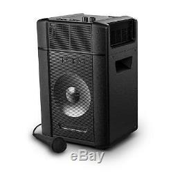 Ion Audio Projector Plus Bluetooth Music Party Sound Microphone USB Speaker LED