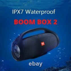JBL Boombox Wireless Bluetooth HI FI Speaker Portable Waterproof Party Box Music