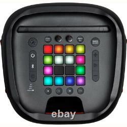 JBL JBLPARTYBOX1000AM Powerful Bluetooth Party Speaker With Full Panel Light