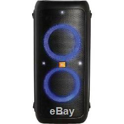 JBL JBLPARTYBOX300AM Battery Powered Portable Bluetooth Party Speaker With Dy