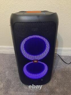 JBL Party Box 100 Portable Bluetooth Speaker (Open Box- In Great Condition)