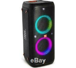 JBL Party box 300 Portable Bluetooth Speaker Black