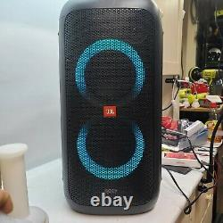 JBL PartyBox 100 High Power Portable Wireless Bluetooth Party Speaker