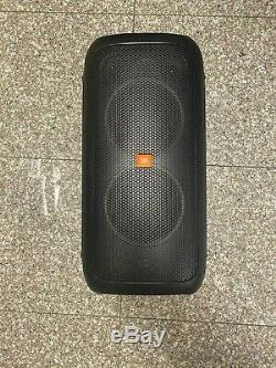 JBL PartyBox 100 Party Portable Wireless Bluetooth Speaker with Light Show