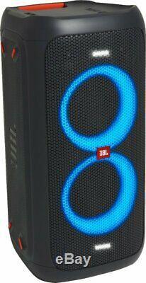 JBL PartyBox 100 Portable 160W Wireless Bluetooth Speaker Party Box 100