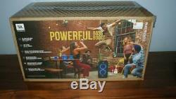 JBL PartyBox 100 Powerful Portable Bluetooth Party Speaker / Light Show