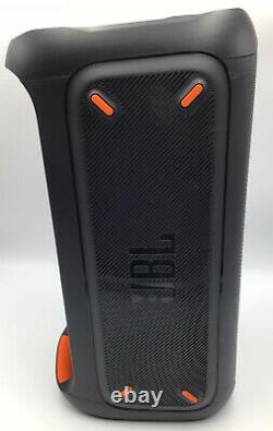 JBL PartyBox 100 Powerful Portable Bluetooth Party Speaker w Light Show Demo (1)