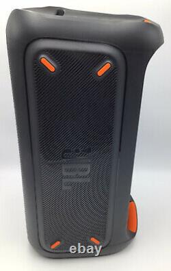 JBL PartyBox 100 Powerful Portable Bluetooth Party Speaker w Light Show Demo (2)