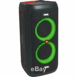 JBL PartyBox 100 Powerful Portable Bluetooth Party Speaker with Light Show