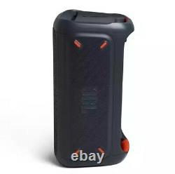 JBL PartyBox 100 Powerful portable Bluetooth party speaker OPEN BOX