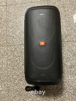 JBL PartyBox 100 party box High Power Portable Bluetooth Audio System-Cert