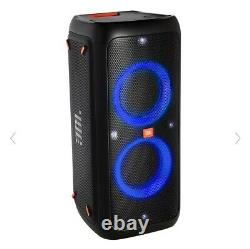 JBL PartyBox 200 High Power Portable Wireless Bluetooth Party Speaker