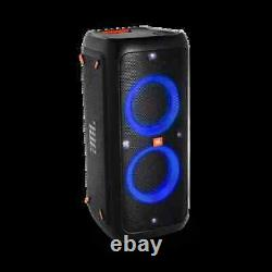 JBL PartyBox 200 High Power Wireless Bluetooth Party Speaker Karaoke Lightshow