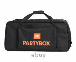 JBL PartyBox 300 Bluetooth Party Speaker with Light Effects + Transport Bag