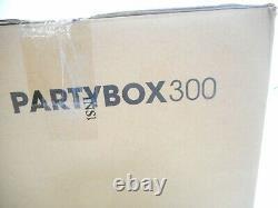 JBL PartyBox 300 Portable Bluetooth Speaker Black Party Box 300