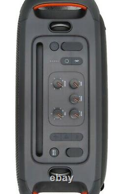 JBL PartyBox On-The-Go Portable Party Speaker with Wireless Microphone IPX4 New