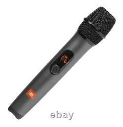 JBL PartyBox On-the-Go Party Tailgate Karaoke Bluetooth Speaker+LED+Wireless Mic