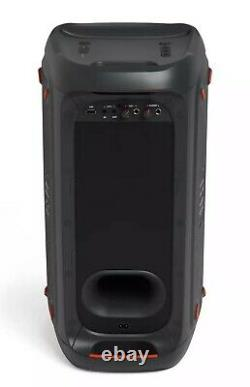 JBL Partybox 100 Portable Rechargeable Bluetooth RGB LED Party Speaker withTWS