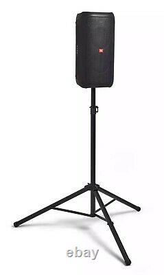 JBL Partybox 100 Portable Rechargeable Bluetooth RGB Party Speaker+2 Microphones