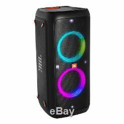 JBL Partybox 200 Bluetooth Speichersendung Lichteffekte Tws Rca Drahtlos Speaker