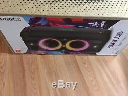 JBL Partybox 300 Portable Rechargeable Bluetooth LED Party Speaker w Bass Boost
