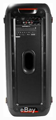 JBL Partybox 300 Portable Rechargeable Bluetooth LED Party Speaker with Bass Boost